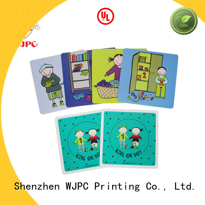 Wholesale english flashcards for kids cards Suppliers for early learning centre