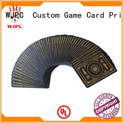 casino custom poker cards producer for game