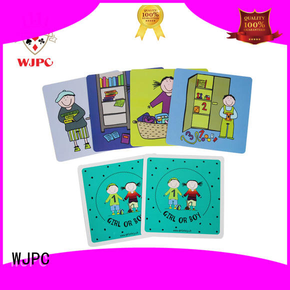 New alphabet flash cards cards manufacturers for school
